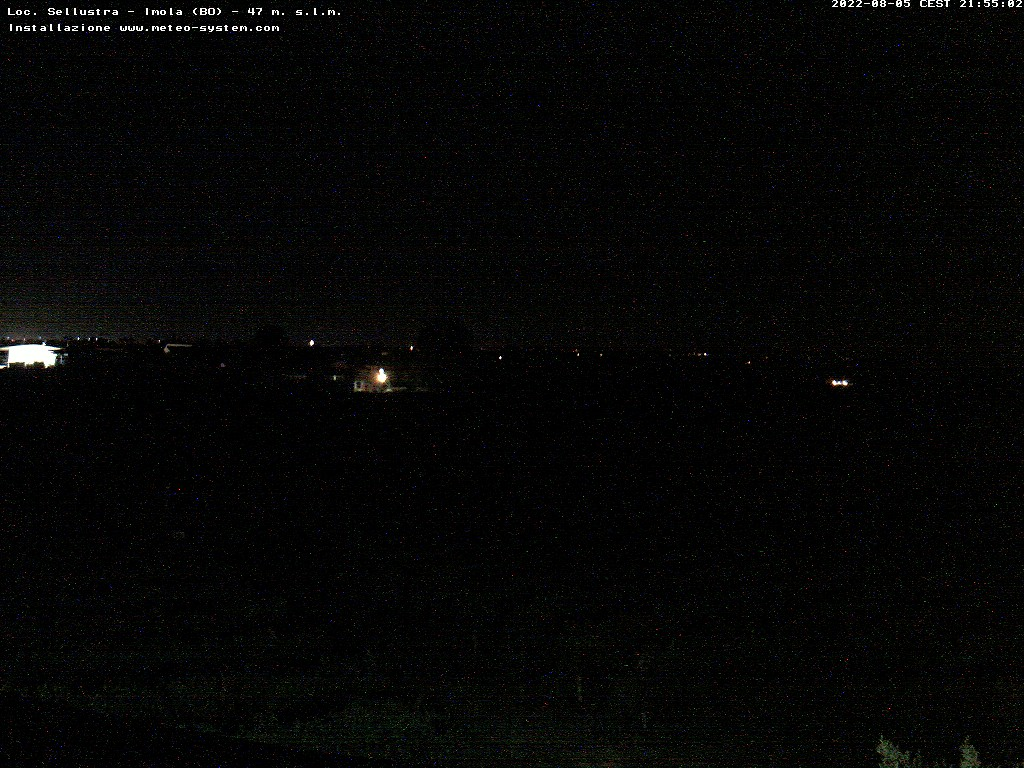 Webcam Sellustra - Imola