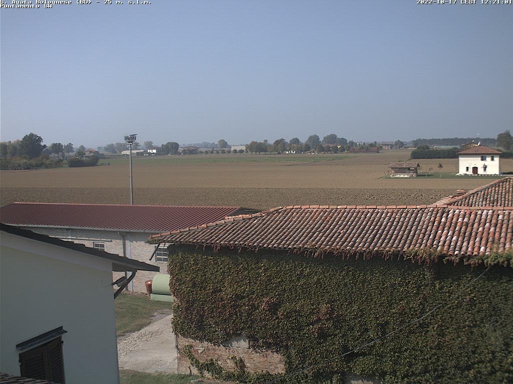Webcam Sant'agata Bolognese