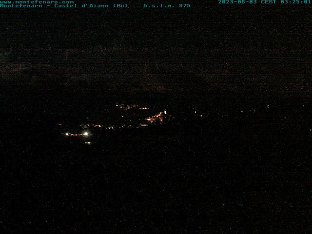 Webcam Montefenaro (BO) - 875 m. slm