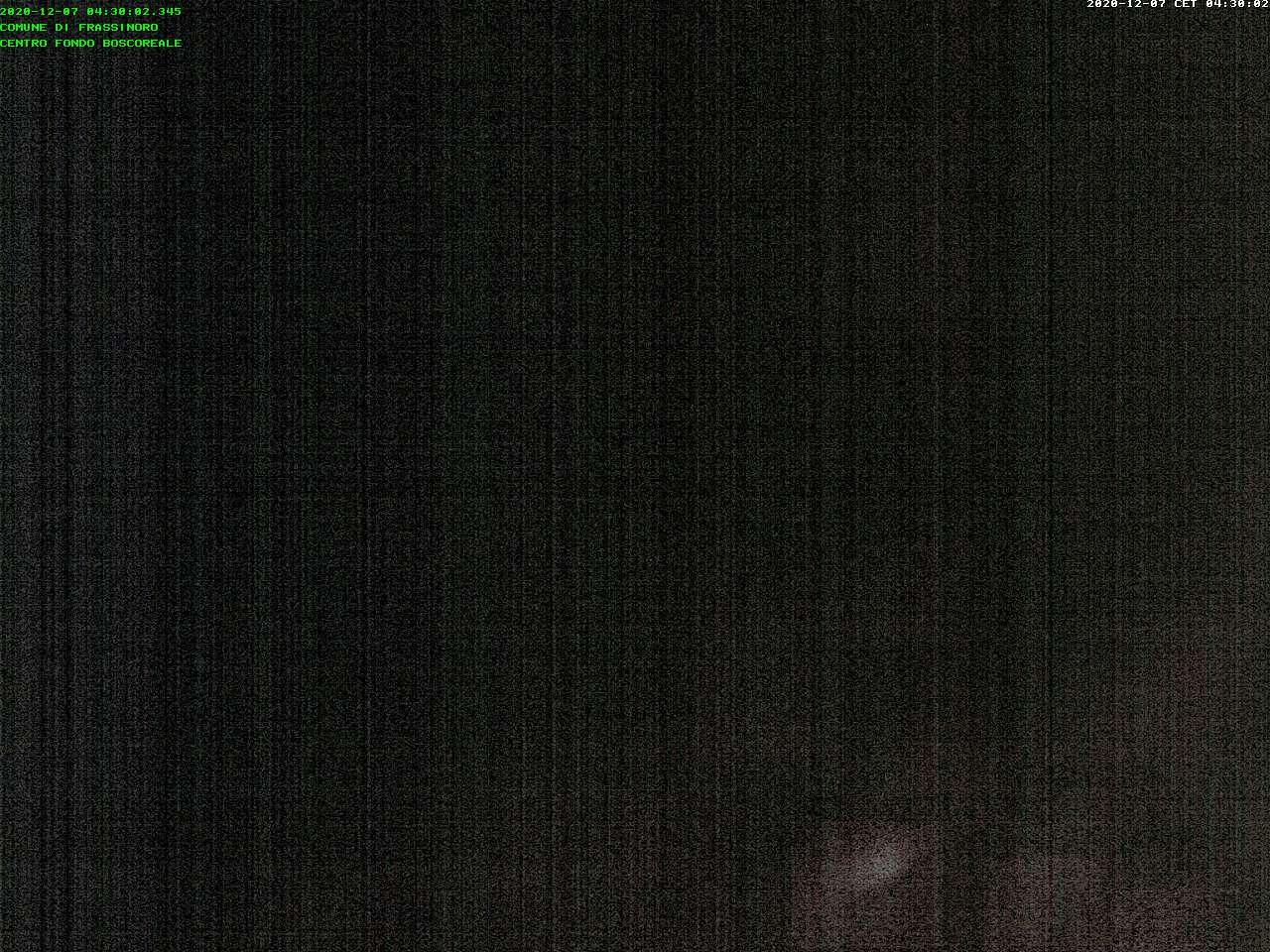 Webcam Centro Fondo Boscoreale (MO) - 1410 m. slm
